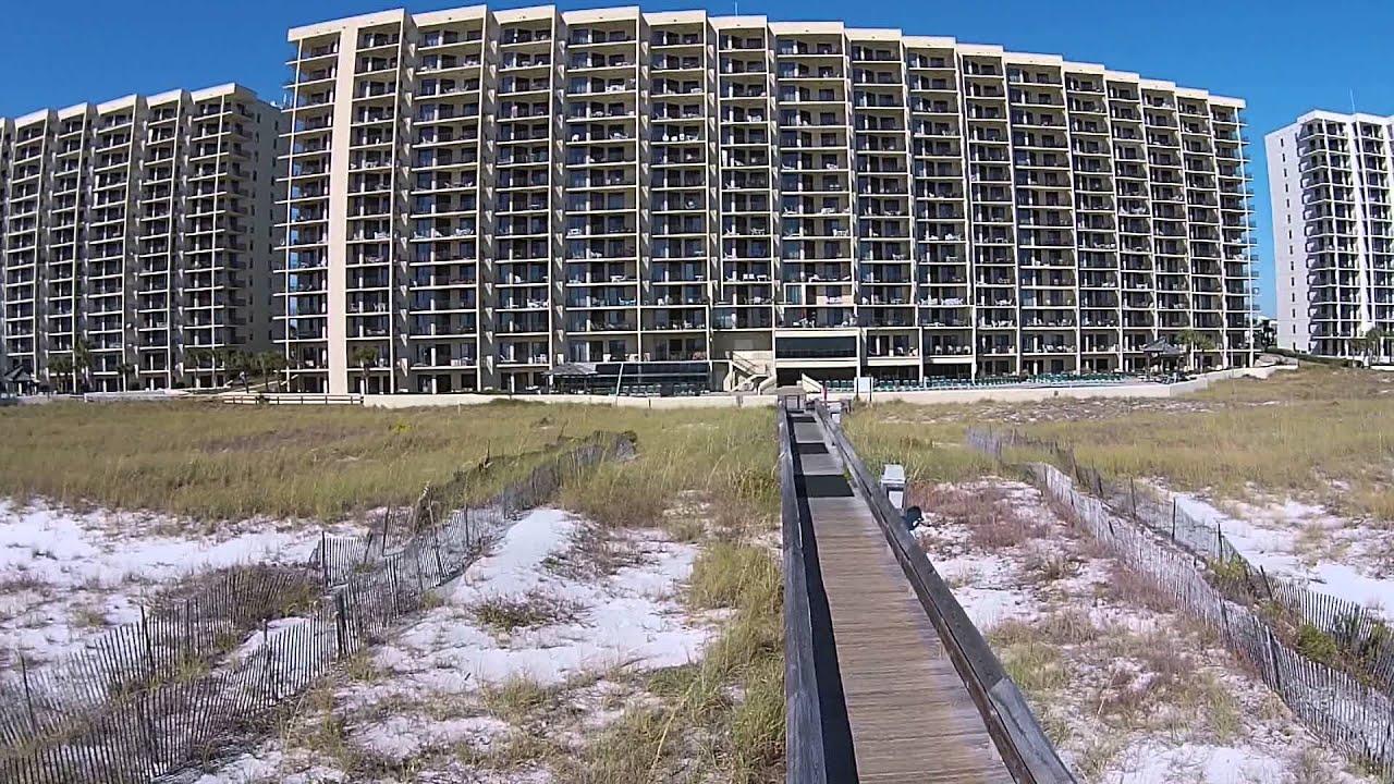 Phoenix 7 Orange Beach Alabama Boardwalk Ariel View
