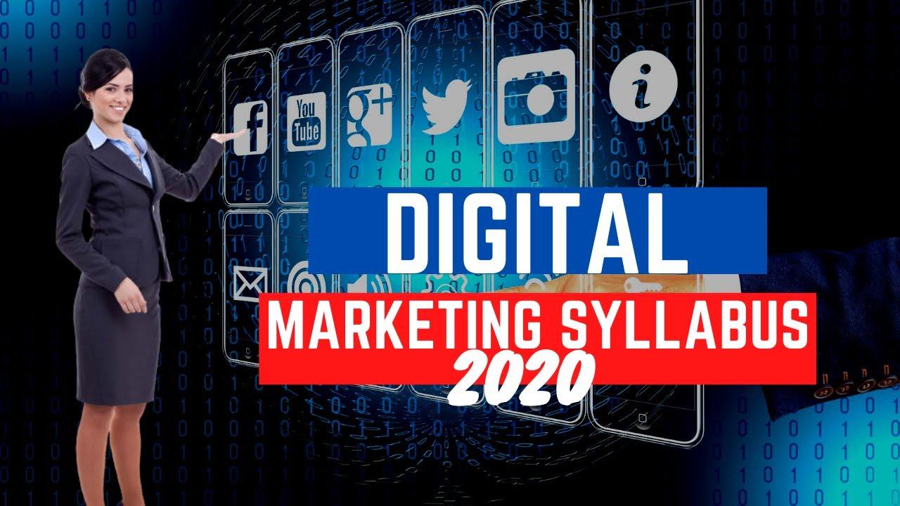 Organize and share your le. Digital Marketing Training Syllabus |Digital Marketing ...
