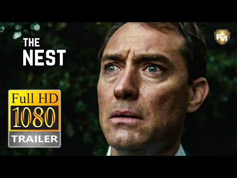 THE NEST Official Trailer HD (2020) Jude Law, Carrie Coon Movie