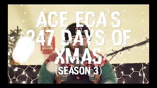 Ace Eca - 92 Til' Infinity (Xmas Freestyle Season 3/Day 1)