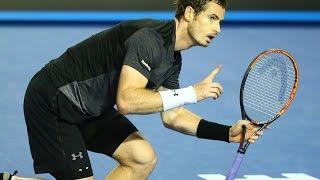Andy Murray v Bernard Tomic highlights (4R) | Australian Open 2016