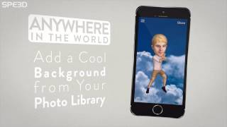 Insta3D - Create your person 3D avatar!