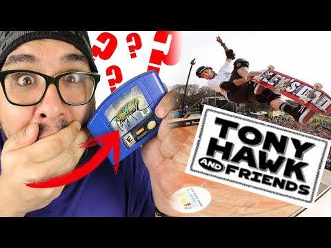 Tony Hawk and friends en Argentina (Full Video) - ¿Tony me firma mi juego? - Así Fue Show