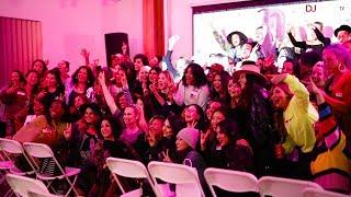 Female DJs Connect at Ladies Linkup in Los Angeles