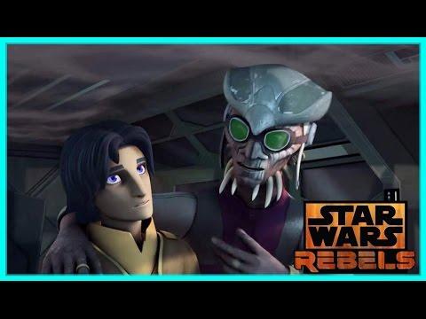 Download Star Wars Rebels Season 2 Episode 4  brothers of the broken horn review