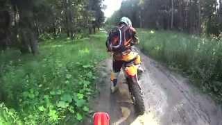 Motoland XR 250. В погоне за KTM. Часть 2.