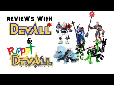 Mattel Toy Story That Time Forgot Wal-Mart Exclusive Figures REVIEW