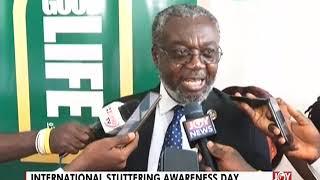 International Stuttering Awareness Day - The Pulse on JoyNews (22-10-19)