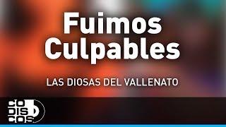 Fuimos Culpables, Las Diosas Del Vallenato - Audio