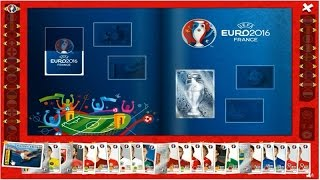 CODES & PACK OPENINGS! ⚽️ panini UEFA EURO 2016 France VIRTUAL Sticker Album