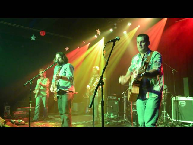 Kenny George Band - Gun Shy (Live at Sky City 7-24-14)