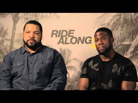 Thumbnail: Jono and Ben's hilarious chat to Kevin Hart and Ice Cube about Ride Along 2