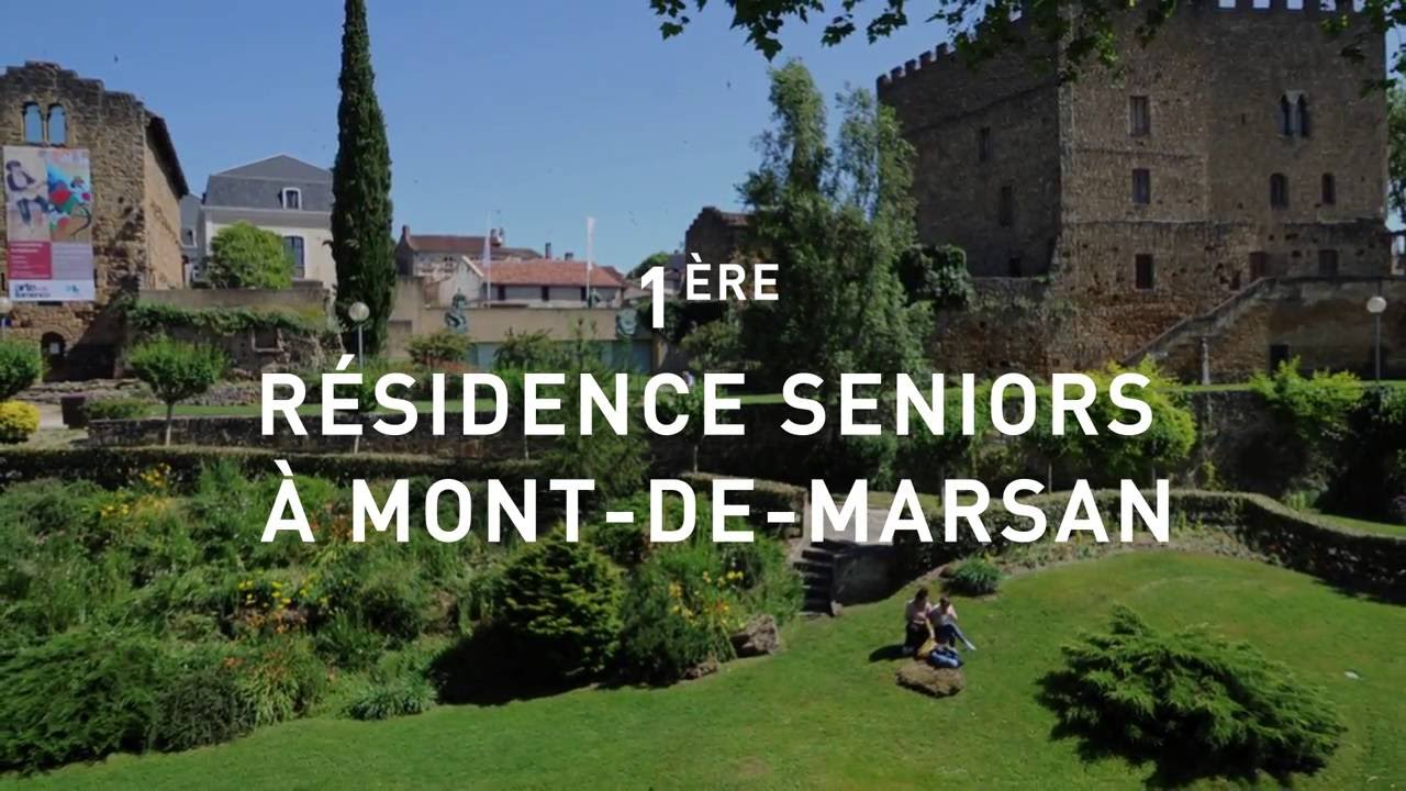 investir mont de marsan r sidence services seniors groupe r side tudes youtube. Black Bedroom Furniture Sets. Home Design Ideas