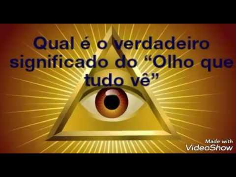 """Qual é o verdadeiro significado do """"Olho que tudo vê"""""""