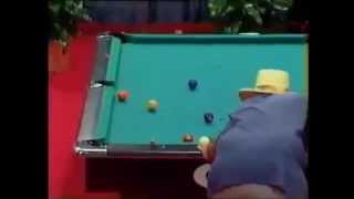 Luther Lassiter v U J Puckett Legends of Pocket Billiards