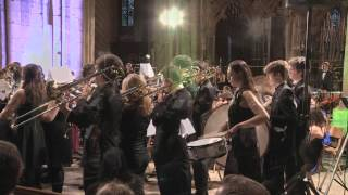 Durham University Brass Band Conducted by Lewis Wilkinson -