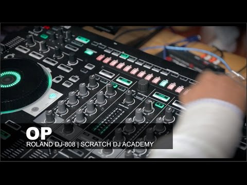 Roland DJ-808 Walkthrough | OP (Serato) | Watch And Learn