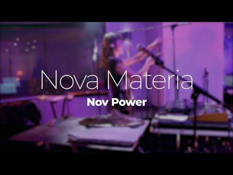 """Nova Materia  """"Nov Power"""" Mp3"""