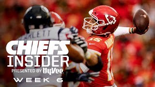 Inside Week 6 vs. Texans | Hy-Vee Chiefs Insider