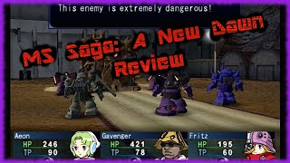 MS Saga: A New Dawn Review (PS2)