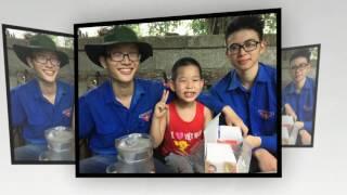 Đội SVTN viện Điện - Mùa hè xanh 2016 - Tân Long, Đồng Hỷ, Thái Nguyên