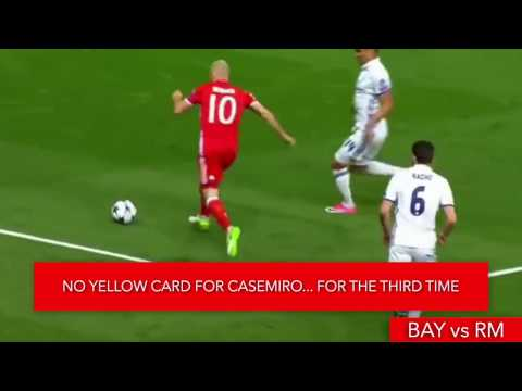 Bayern VS Madrid // ALL BAD REFEREE CALLS ANALYSIS 2nd Leg