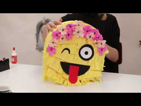 diy: sinterklaas surprise emoji - youtube