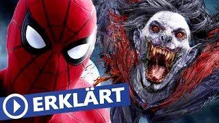 Spider-Man: Wer ist Morbius, the living Vampire? | Der neue Spider-Man-Schurke