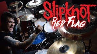 """Slipknot """"Red Flag"""" Drum Cover"""