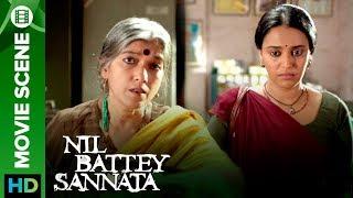 Ladki Padhao Desh Badhao | Swara Bhaskar and Ratna Pathak | Nil Battey Sannata