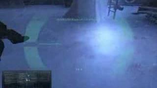Funny Glitch Splintercell 4 Double Agent