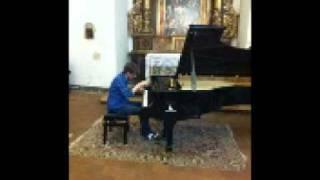 Nicolò Biccheri Schumann Carnevale di Vienna op.26 Scherzino