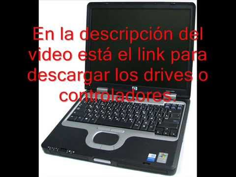 pilote audio hp compaq nc6000