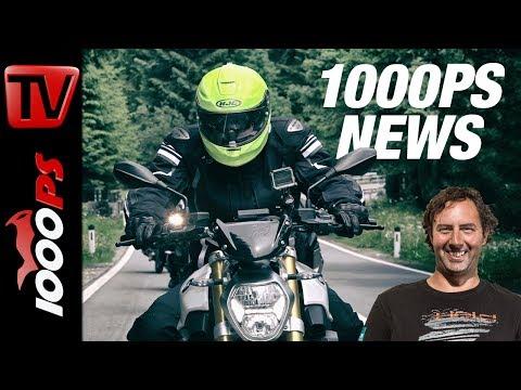 Held Luca Telli Textilkombi & Cardo SmartH Kommunikationssystem - 1000PS News mit Vauli