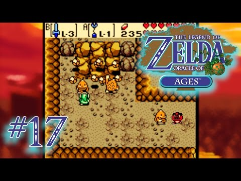 Let's Play Zelda: Oracle of Ages [Linked] #17 - Master Quest