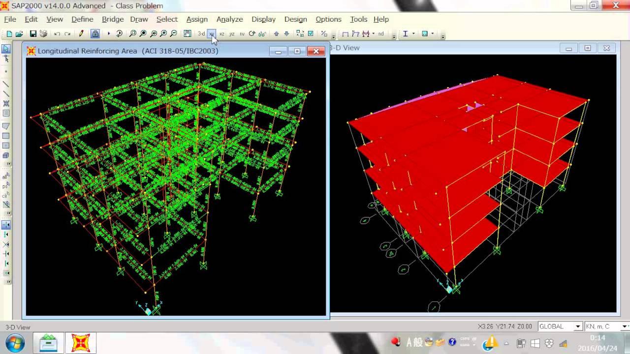 Formation sap2000 v14 pdf free