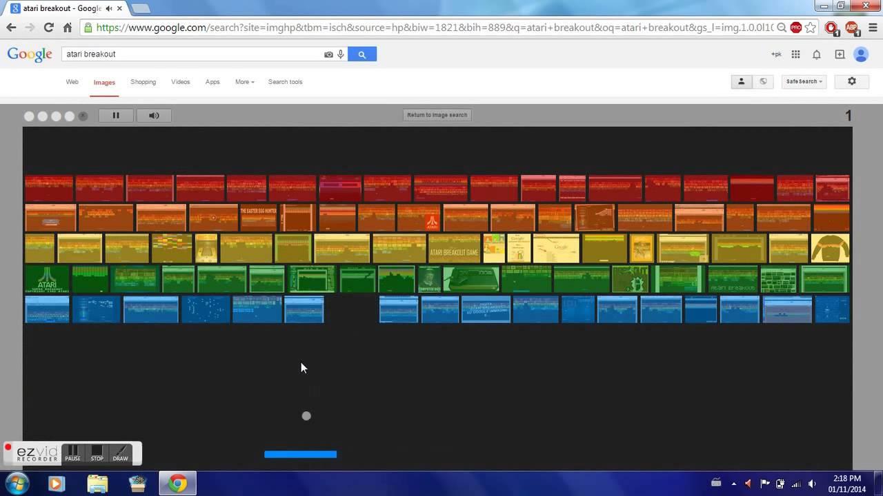 google's secret games - YouTube