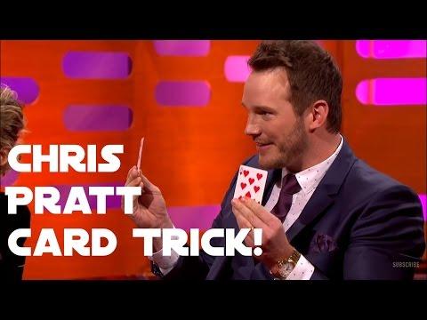 Chris Pratt Card Trick Revealed