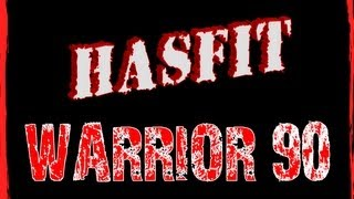 Warrior 90 workout routine - hasfit's free 90 day total body conditioning exercise program