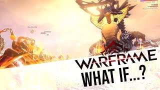 Warframe What If: Hemocyst Was Replaced with...