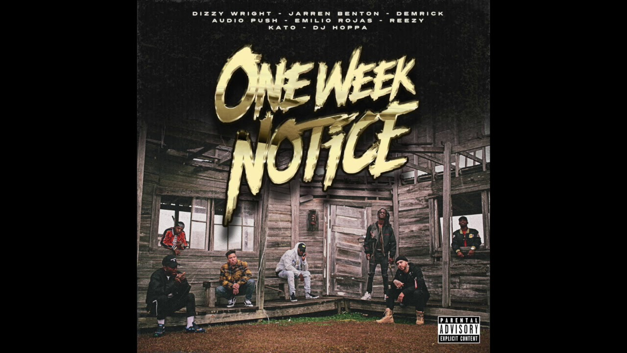 One Week Notice   Gutter (Prod By DJ Hoppa)  One Week Notice