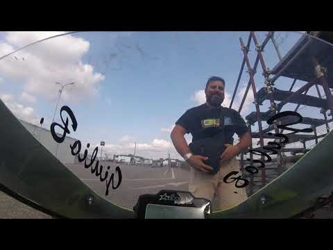 Giulio B.#44 ON Board camera Viterbo