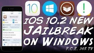 iOS 10.2 / 10.1.1 - How to Jailbreak On Windows