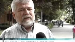 Összehangolt megfélemlítés autonómiaügyben - Izsák Balázs Thumbnail