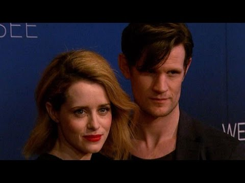 'The Crown' Stars Claire Foy and Matt Smith Spill Details of Season 2