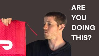 20 MISTAKES DoorDash Drivers Make