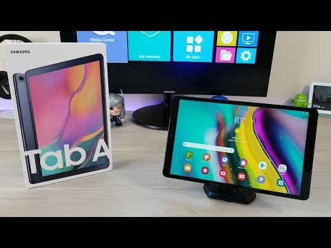 Samsung Galaxy Tab A(2019) Review...