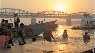 Sacred Varanasi Yoga in India - A Journey with Esther Schweins