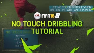FIFA 16 Tutorial - No Touch Dribbling