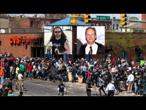 The Walrus and Tom Myers Discuss the Baltimore Riots